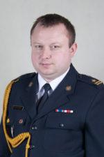 Zastępca Komendanta Miejskiego - mł. bryg. mgr inż. Rafał Goliszek