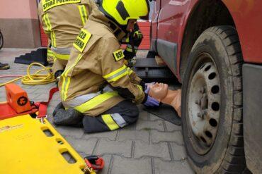 Egzamin Szkolenia Podstawowego Strażaków Ratowników OSP
